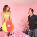 Seductive Coed Cutie Melanie Rios Goes Cock Crazy 02