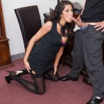 Naughty MILF Kayla Carerra Getting Fucked in the Office 04