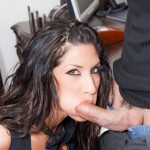 Naughty MILF Kayla Carerra Getting Fucked in the Office 05