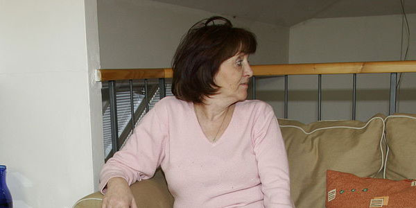 Busty Granny Ivana Spunked Right On Her Old Hairy Pussy