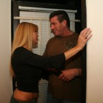 Damsel In Distress Nicole Moore Thanks A Helpful Guy 02