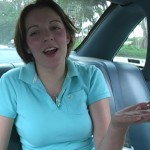 Amateur Hitchhiker Slut Alicia Sucks Cock For A Ride 03