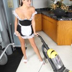 Slutty Maid Ivy Winters Takes Hard Cock For a Spin 04