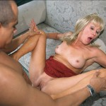 Nasty Granny Anastasia Swallows a Juicy Load of Jizz 18